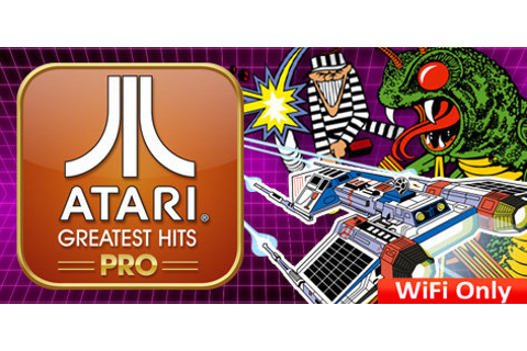 Atari's Greatest Hits Pro (9 Games Free) is the Amazon ...