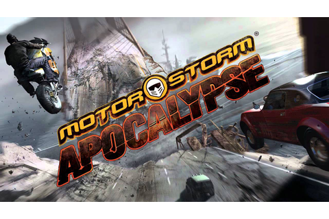 MotorStorm Apocalypse - The Veteran - YouTube
