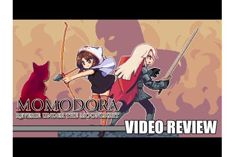 Review: Momodora - Reverie Under the Moonlight ...