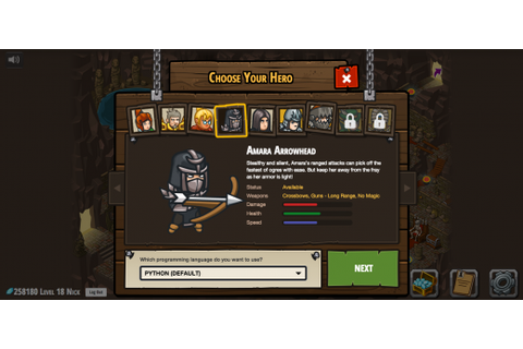 Hour of Code and CodeCombat meet again in 2014 ...