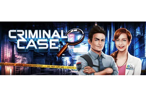 Criminal Case Game-Free Download for PC Full Version