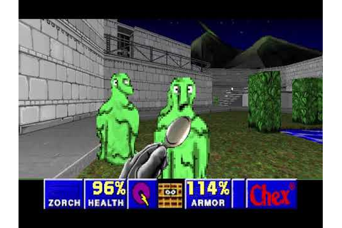 Chex Quest 3 Full Playthrough - YouTube