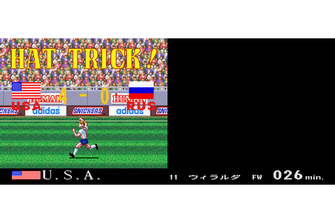 Play Super Formation Soccer '94 Online SNES Game Rom ...