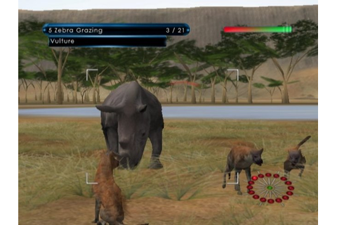 Wild Earth: African Safari - WII - Review