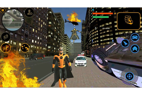 Naxeex Superhero #7 | Flying Superhero Naxeex LLC City ...