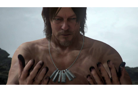 Death Standing Gameplay Trailer [E3 2016] [Hideo Kojima ...