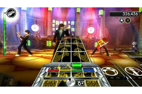 Rock Band Unplugged™ Game | PSP - PlayStation