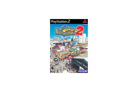 Metropolismania 2, PlayStation 2 - Specificaties - Tweakers