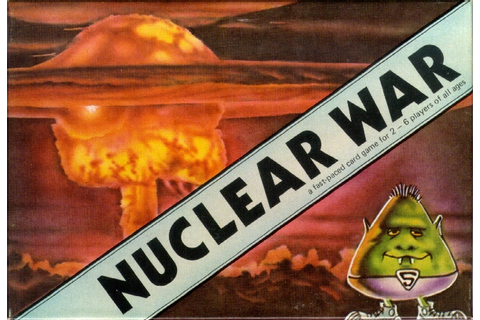 Nuclear War: A Game of Chance :: Games :: Features :: Paste