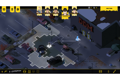 Rebel Cops - Gameinfos | pressakey.com