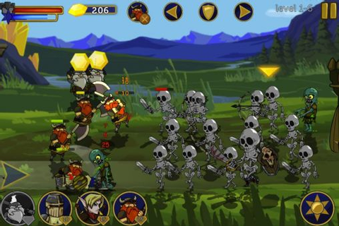 Legendary wars for Android - Download APK free