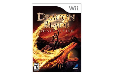 Dragon Blade: Wrath of Fire Wii Game - Newegg.com