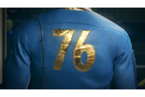 Fallout 76 is Bethesda's new game - watch the first ...