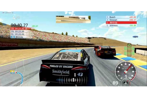 DowNLoaD NASCAR 14 PC Game HiGhLy CoMpReSSeD 2GiB - SC ...