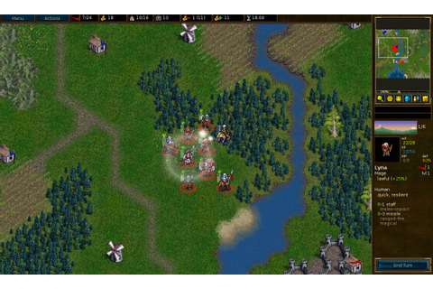 Wesnoth 1.12.6 - The Battle for Wesnoth Forums