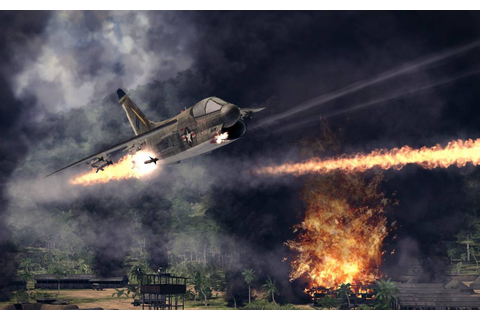 Air Conflicts: Vietnam Preview - GamingExcellence