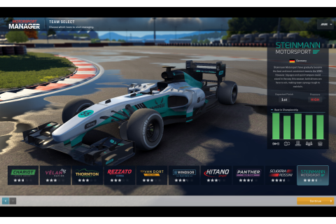Motorsport Manager PC | Zavvi