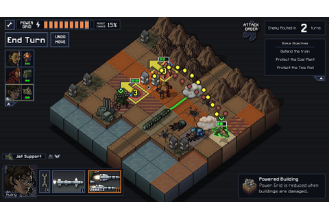 FTL Developer Subset Games Announces New Game Into The Breach