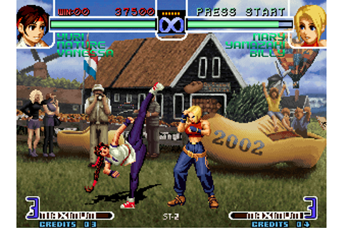 The King of Fighters 2002: Challenge to Ultimate Battle ...