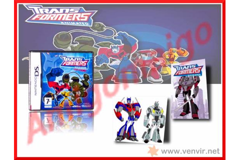 transformers animated - the game - juego para n - Comprar ...