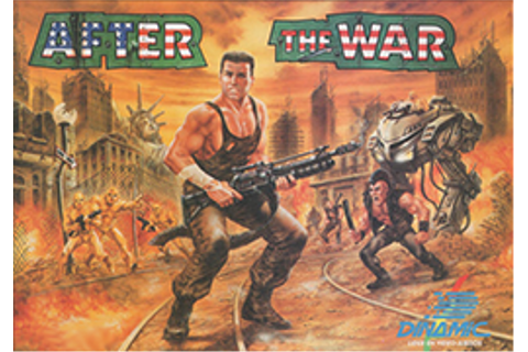 After the War (video game) - Wikipedia