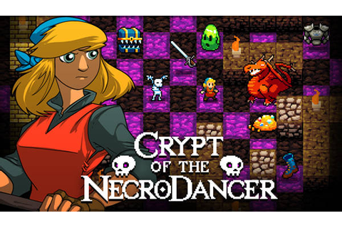Crypt of the NecroDancer PC Game