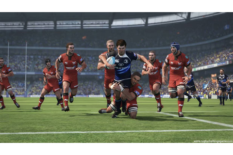 'Jonah Lomu Rugby Challenge' (Xbox 360) - Gaming Review ...
