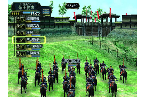 PS2 Classics Review: Kessen III (PS3) - Digitally Downloaded