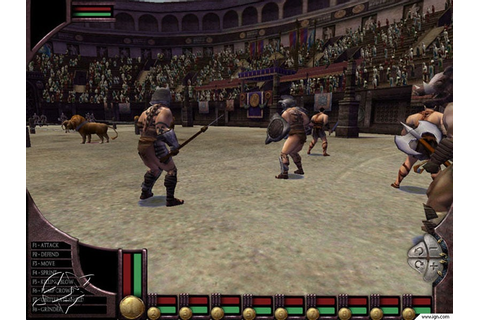 Gladiators of Rome Screenshots, Pictures, Wallpapers - PC ...