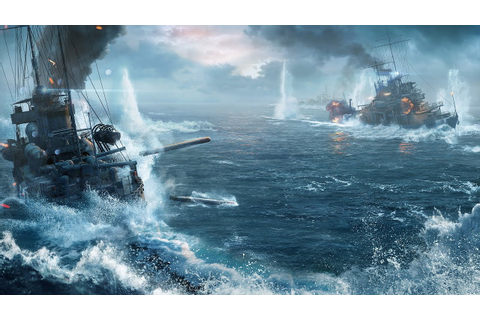 WAW • Cinematic Movie • Naval War - YouTube
