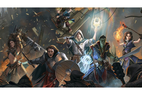 Pathfinder: Kingmaker New Tabletop-Based RPG Written by ...