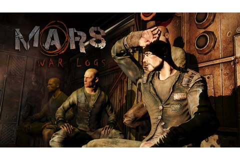 MARS WAR LOGS: INTRODUCTION - YouTube