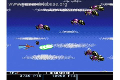Bio-Hazard Battle - Sega Genesis - Games Database