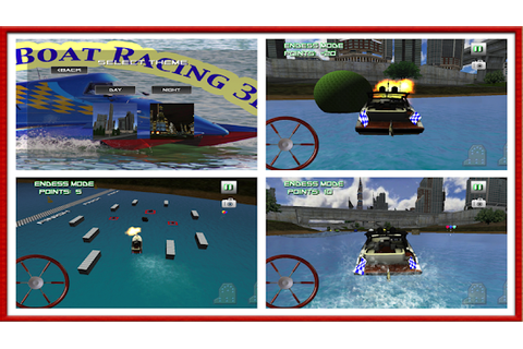 Boat Racing 3D Water Race Game for PC and MAC
