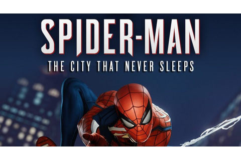 PlayStation News: Spider-Man 'The City That Never Sleeps ...