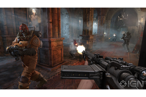 Wolfenstein: The Old Blood - PlayStation 4 - IGN