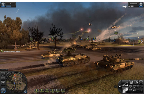 World in Conflict : Soviet Assault - A legendary RTS, free ...