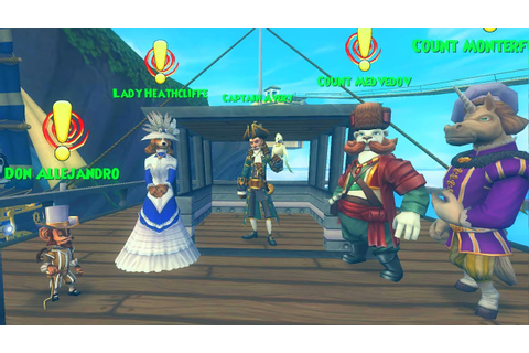 Pirate101: NEW Ambassador Quest from Avery! - YouTube