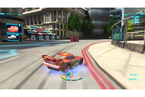 Cars 2 Gameplay - Episode 1 - Race - HD - YouTube