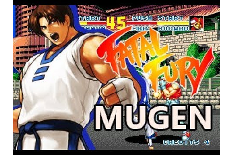 FATAL FURY SPECIAL MUGEN 2019 - HEAT GAMES - YouTube