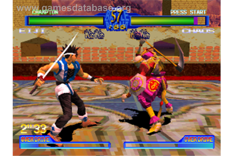 Battle Arena Toshinden 2 - Sony Playstation - Games Database