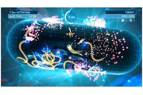 Geometry Wars 3: Dimensions (PS4 / PlayStation 4) News ...