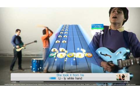 SingStar Guitar (Game Only) | PS3 | Buy Now | at Mighty Ape NZ