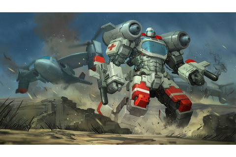 AirMech Arena rated by Australian Classification Board ...