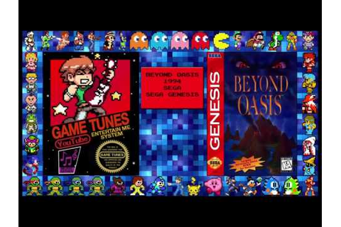 GameTunes BEYOND OASIS Video Game Soundtrack | GameTunes