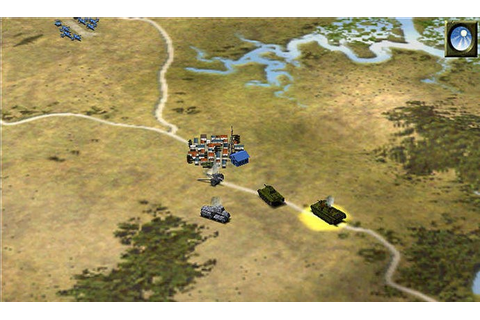 Panzer General III: Scorched Earth Games Panzer General