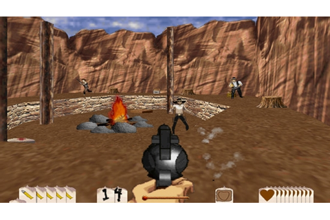 Outlaws A Handful Of Missions Game - Free Download Full ...