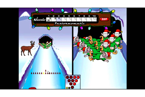 LP Christmas Special - Elf Bowling - YouTube