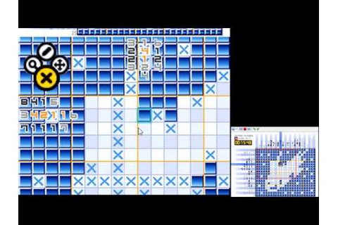 1001 Video Games - Episode 30 - Picross DS - YouTube