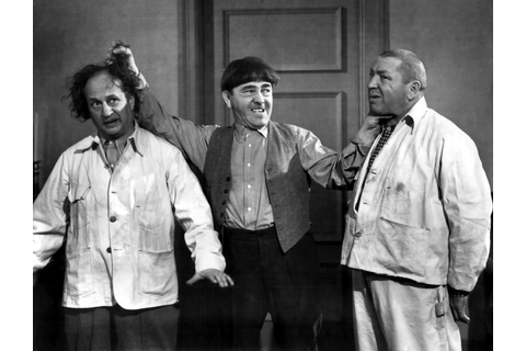 Shtick'em up: Remembering the Three Stooges – Offscreen